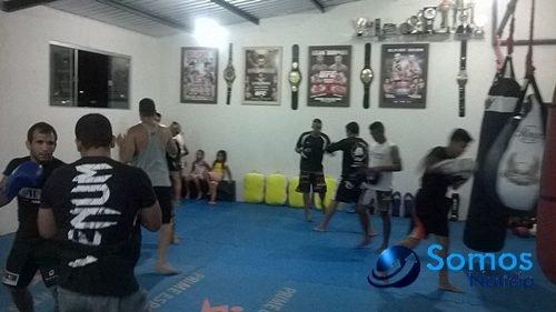 academia do atleta massaranduba