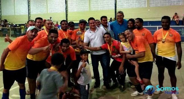 futsal amarante campeonato campeão