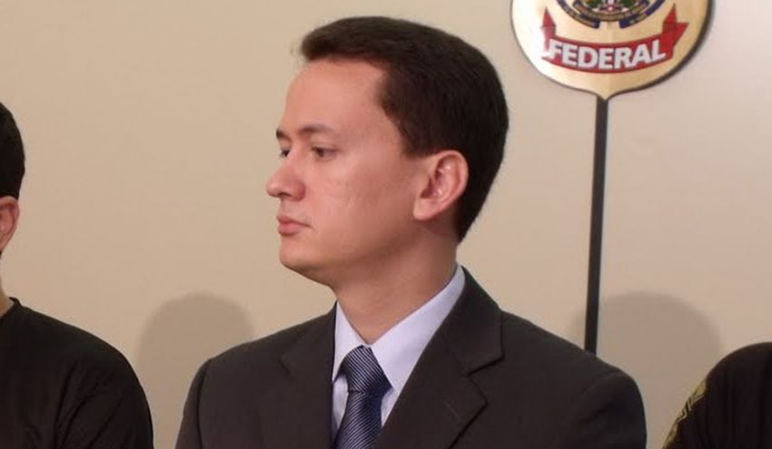 Delegado de Polícia Federal tiros festa de aniversário Maranhão São José de Ribamar