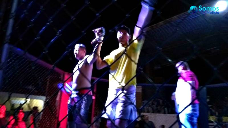 Massara Brothers Fight Amarante