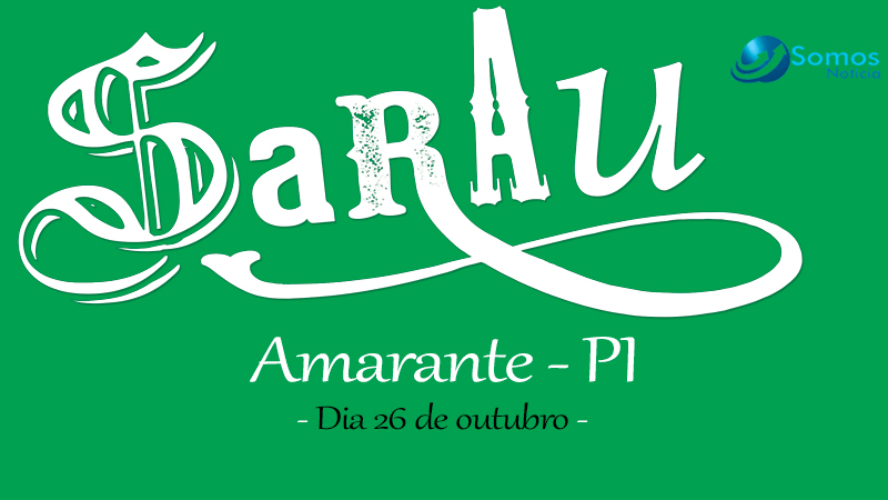 sarau amarante happy hour luto
