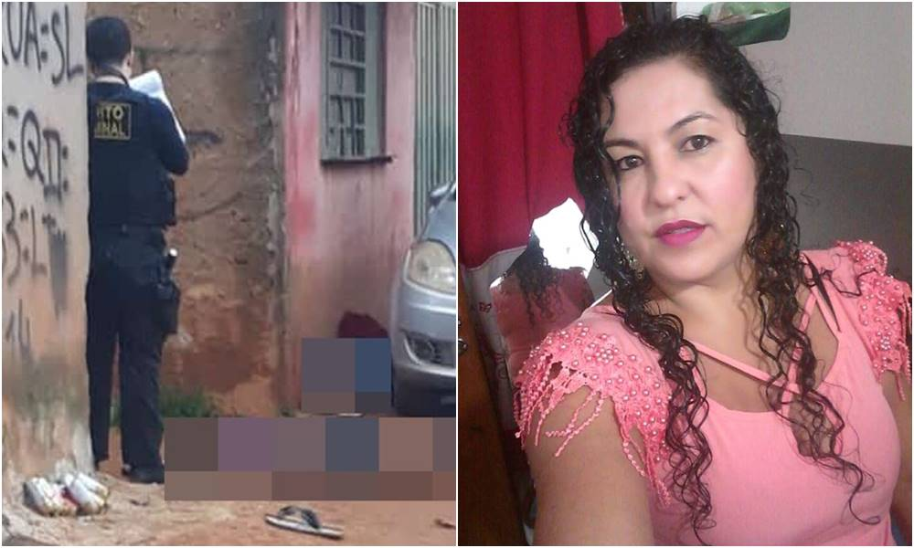 triplo homicídio em Brasília Cocal