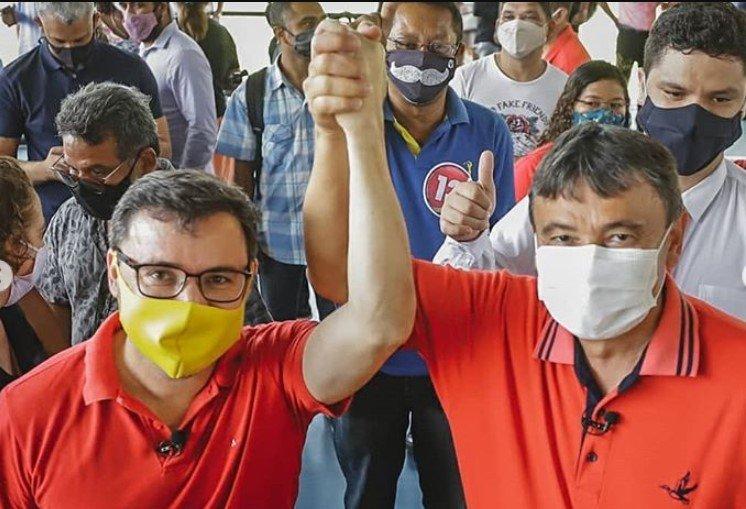 Fabio Novo Convenção do PT em Teresina confirma Fábio Novo candidato a prefeito da capital